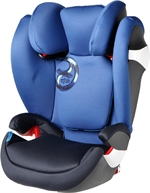CYBEX Solution M | Cadeiras auto | Testes DECO PROTESTE