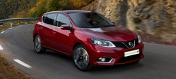 Nissan Pulsar: espaçoso, seguro e fácil de conduzir