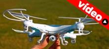 Droni: diversão a bom preço para crianças e principiantes