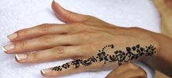 Tatuagens de hena: algumas são perigosas para a saúde