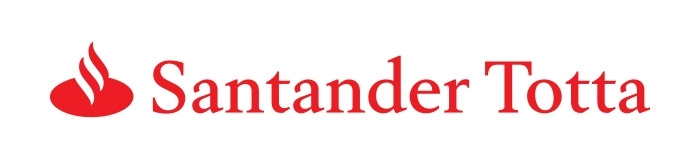 Banco Santander Totta logo