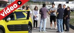 Leitores testam as novidades automóveis com a nossa equipa