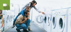 Máquinas de lavar roupa: escolher bem, usar melhor