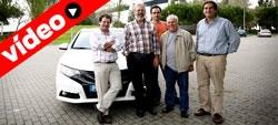 Honda Civic Tourer: leitores ao volante