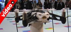 Drones encolhem para conquistar fãs de selfies