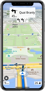 GENERAL MAGIC MAGIC EARTH PRO: PREMIUM GPS NAVIGATION & MAPS (IOS) | Avaliação de Aparelhos e Apps GPS | Comparador DECO PROTESTE