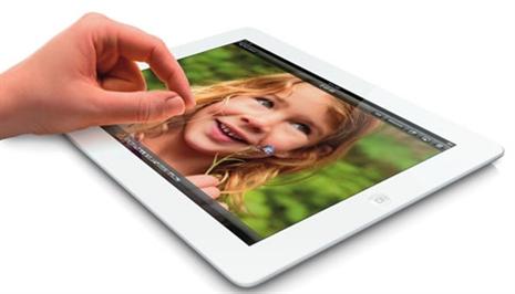 Na apresentação do novo iPad foi destacada a qualidade do ecrã, que não é novidade face ao iPad 3.