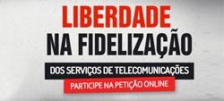 Liberdade na fidelização: reduza os 24 meses
