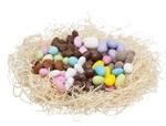 Amêndoas da Páscoa: chocolate e açúcar unidos no top das calorias