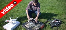 Drones: entretenimento caro e arriscado