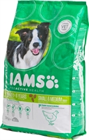 IAMS Pro Active Health Adult Small & Medium Breed |