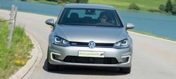Volkswagen Golf GTE: 50 quilómetros de pura eletricidade