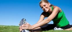 Exercício físico dá saúde