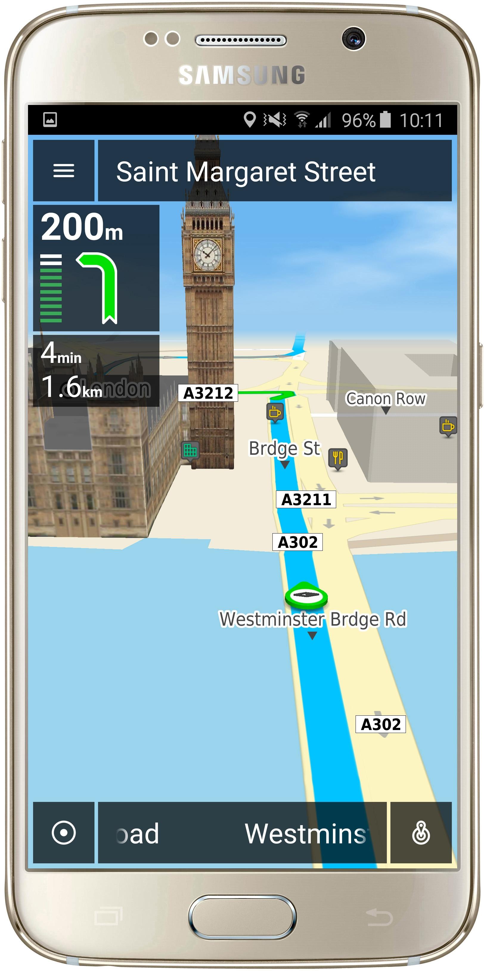 mapa de espanha para tmn drive MEO Drive Espanha (Android) | Testes DECO PROTESTE mapa de espanha para tmn drive