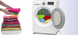 Máquinas de secar roupa: testámos o primeiro modelo híbrido